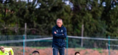 Vitesse wil volgende week 'in groepjes trainen'