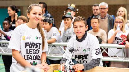 Maar liefst 1.400 leerlingen nemen deel aan grootste LEGO-wedstrijd van de Benelux