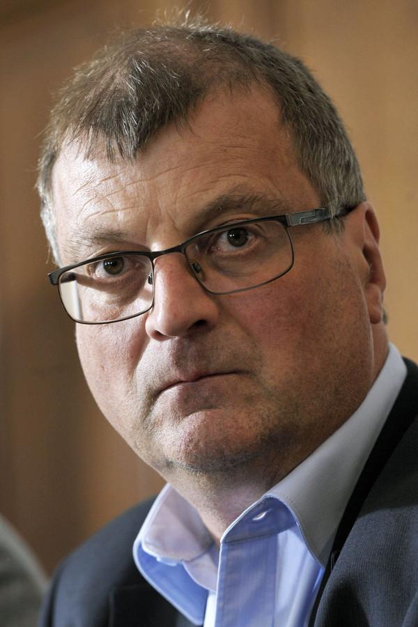 Burgemeester van Dilbeek Willy Segers (N-VA)