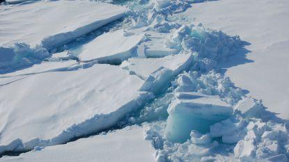 Noordpoolijs zit vol microscopische stukjes plastic