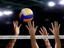 Volleybalsters Forza kunnen 2-0-voorsprong niet verzilveren tegen topper