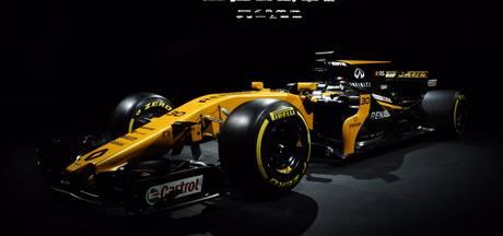 Renault toont nieuwste auto aan Formule 1-wereld: 'Gaan voor vijfde plek'