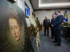 Oekraïne vindt geroofde Italiaanse schilderijen