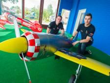 Modelvliegtuigenwinkel RC Wings na ruim een jaar gecrasht