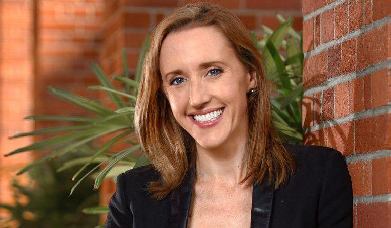 De Amerikaanse sociologe Elizabeth Currid-Halkett schreef het boek 'Help, ik deug!' Beeld University of Southern California