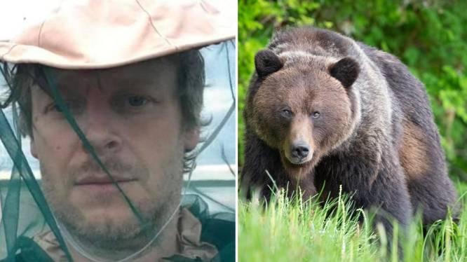 Grizzly maakt einde aan droomreis van Julien in Canada: beer sleurt hem uit tent en kent geen genade