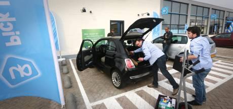AH's en Jumbo's in Breda  worden pickup-point lokale winkeliers: 'We wilden eens een keer niet concurreren'