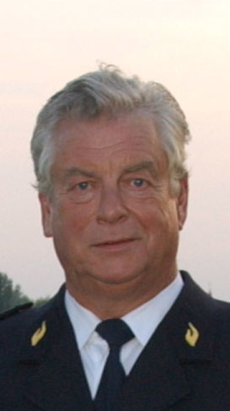 Raymond Bossaerts.