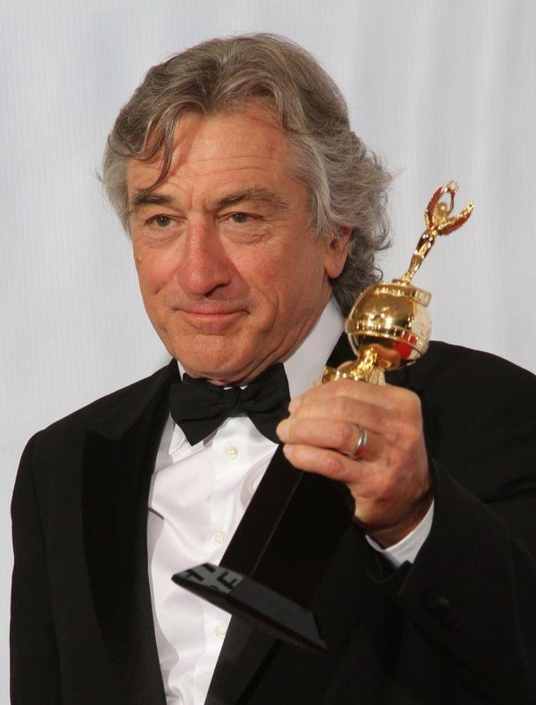 Robert De Niro. Beeld AFP