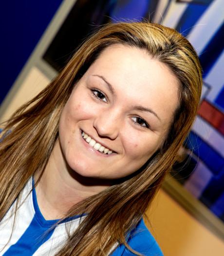 Juul Santema van FC Eindhoven Vrouwen: 'Dit seizoen vergeten we echt nooit meer'