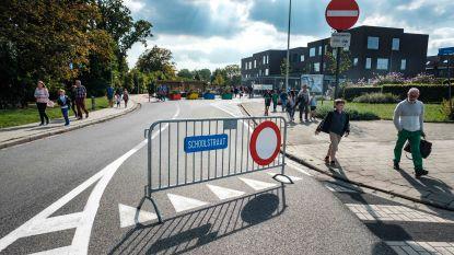 Na gunstige evaluaties: schoolstraat aan OLVI De Reuzenboom krijgt definitief karakter