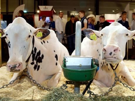 Stikstof ook hot item op 'grootste beurs voor veehouders van het land' in Hardenberg