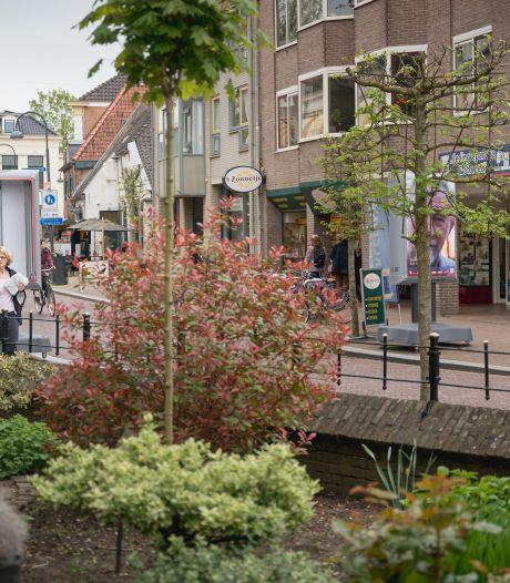Posters spoorloos verdwenen uit panelen in centrum van Wageningen