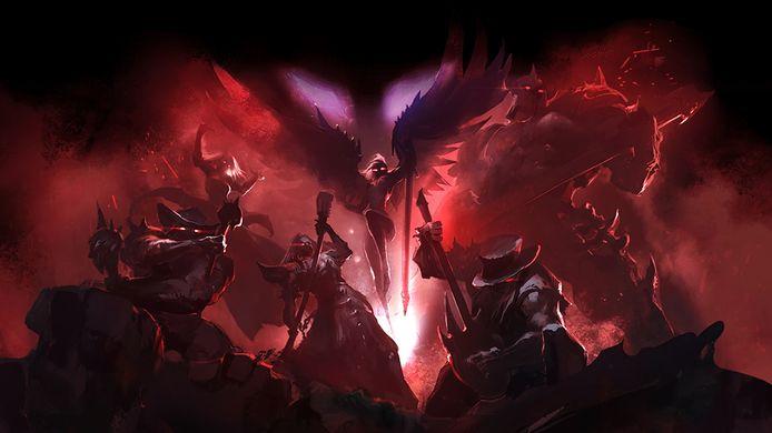 De virtuele League of Legends-band Pentakill treedt dit weekend op bij de finale van de Amerikaanse League of Legends-competitie (LCS).