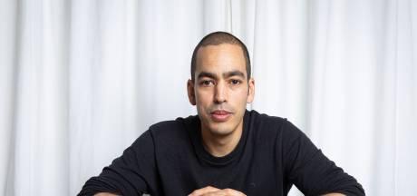 Schrijver Johan Fretz zwijgt niet langer over racisme: 'Ik wil niet dat mijn kind hetzelfde overkomt'