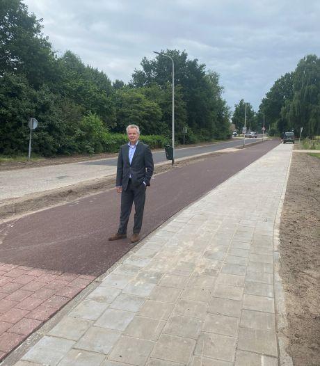 Veilige fietsverbinding naar centrum Ommen gereed