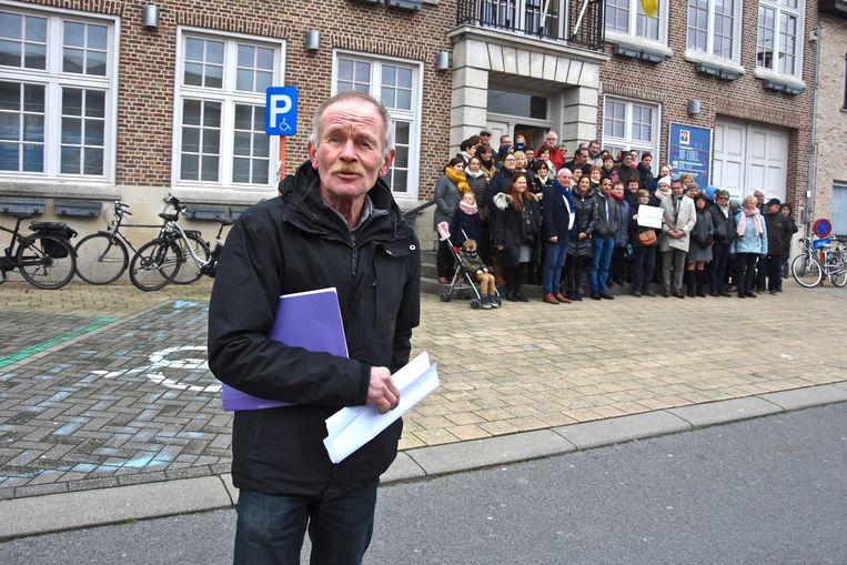 Geert Vanneste is de bezieler van de petitie