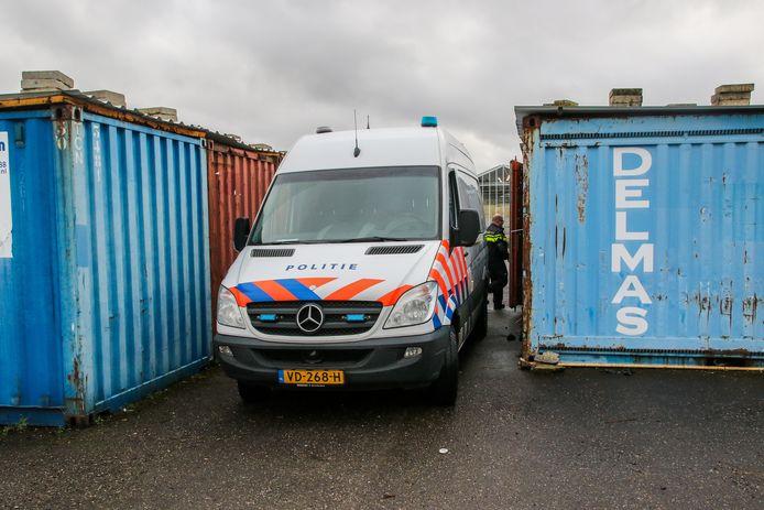Specialisten hebben honderden containers doorzocht.