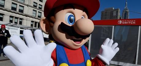 Mario heeft z'n eigen bar in Washington