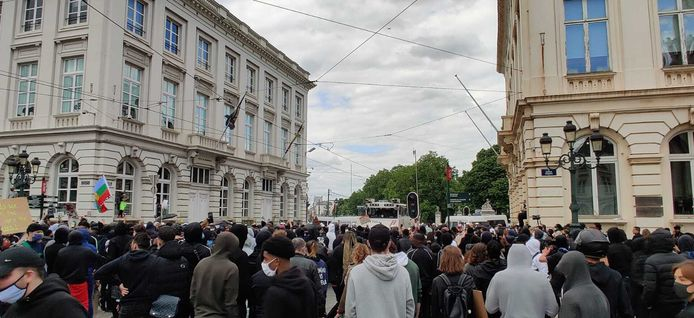 Gemoederen laaien op in Brussel.
