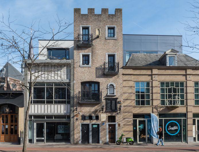 Club Nightingale aan de Wal in Eindhoven