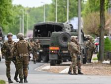 Opnieuw zoekactie naar voortvluchtige Belgische militair: 'Geen signalen dat dreiging verdwenen is'