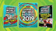 De leukste en gekste records uit The Guinness Book of Records 2019
