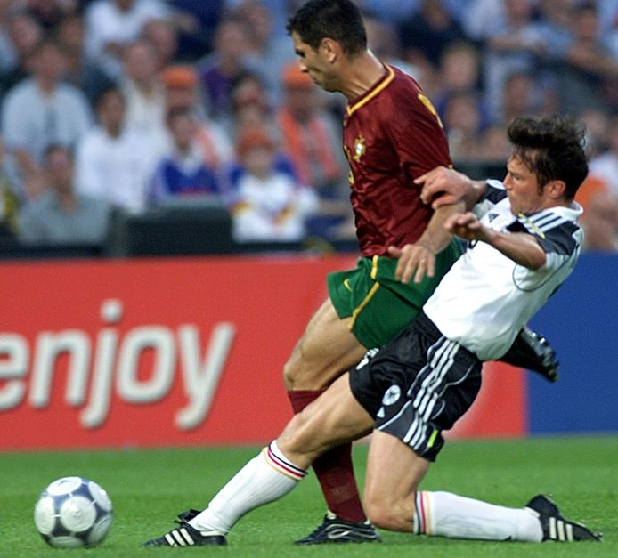 Duitsland moest tijdens het EK in Nederland en België al na drie groepsduels de koffers pakken.