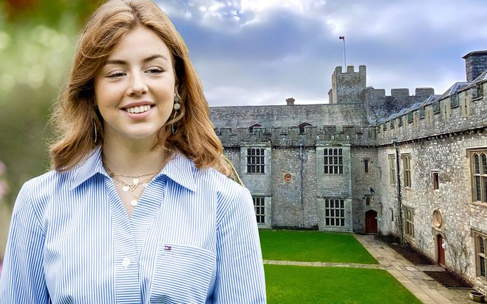 Prinses Alexia gaat studeren aan het UWC Atlantic College in Wales