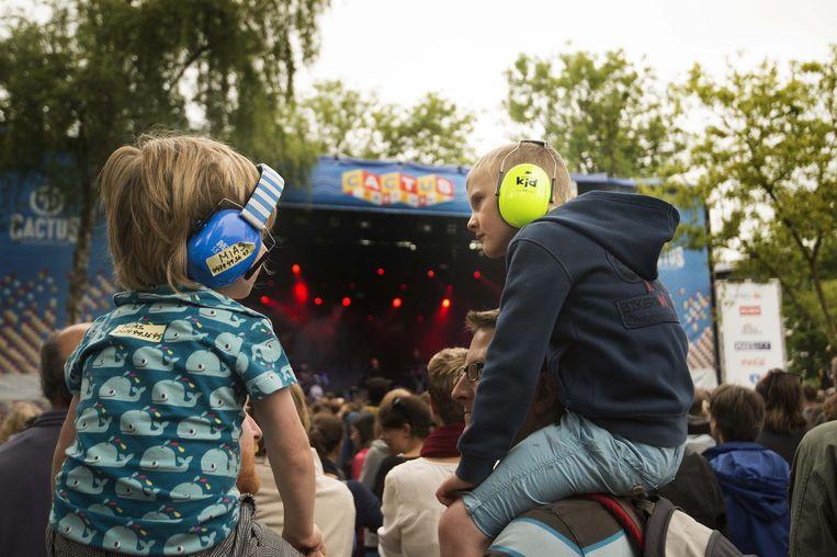 Cactusfestival in Brugge wil bewust klein en gezellig blijven. Beeld Alex Vanhee