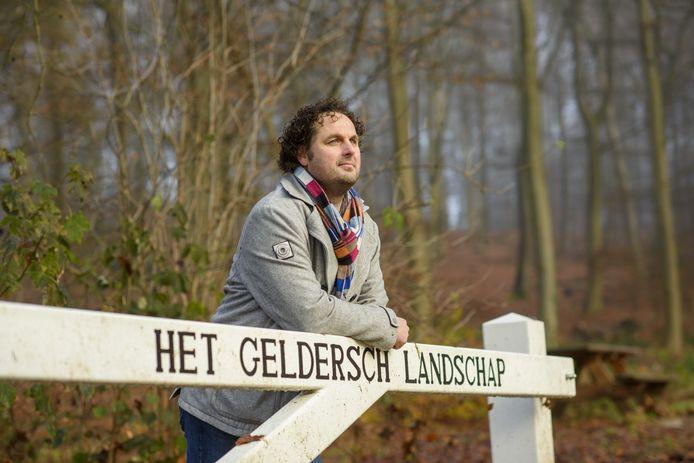De Lochemse VVD-fractieleider Erik Haverkort staat op een een verkiesbare plek op de landelijke VVD-kieslijst. .