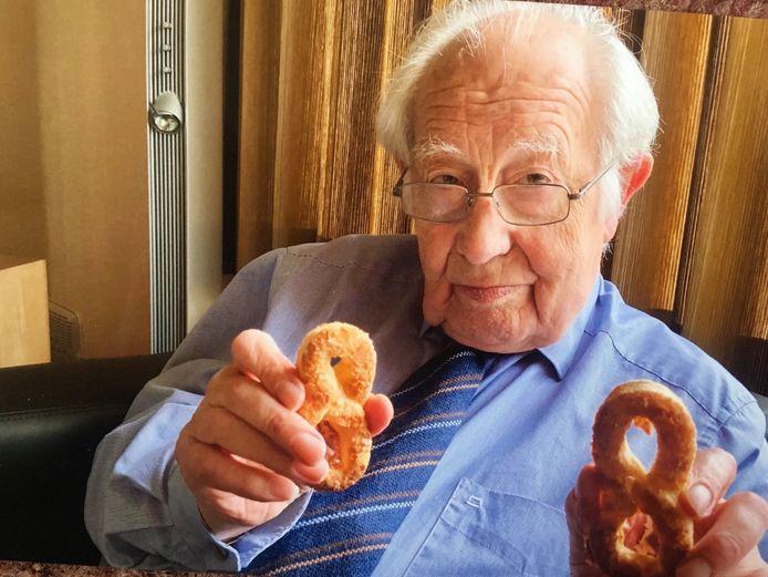 Afgelopen oktober vierde Jan Maassen zijn 88ste verjaardag