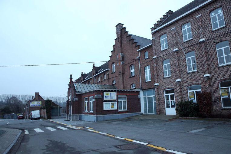 Het Sint-Gabriëlinstituut staat momenteel leeg.