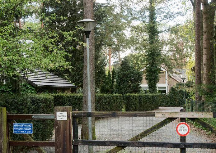 Vakantiepark Slenk & Horst wordt omgevormd tot een woonwijk.