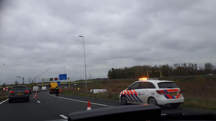 Het ongeluk bij knooppunt Empel.