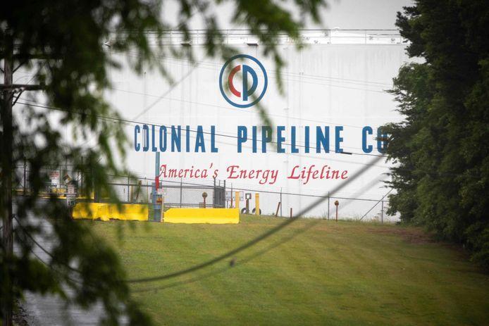 Het bedrijf Colonial Pipeline ontkende eerder deze week dat losgeld was betaald.
