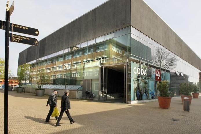 Het CODA Museum. Foto: Cees Baars