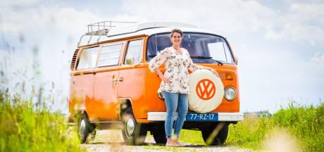 Met dit klassieke Volkswagenbusje kun je kriskras over het continent toeren: 'Het is een oud beestje'