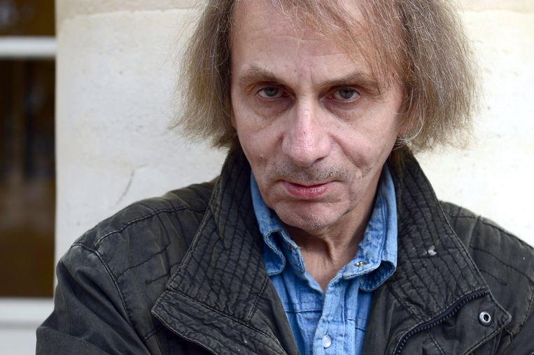Michel Houellebecq. Beeld afp
