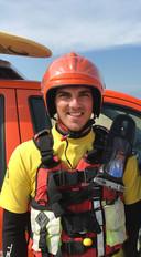Maurits Heukenfeldt Jansen van de Haagse Vrijwillige Reddingsbrigade (HVRB)
