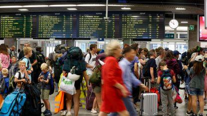 Meer reizigers, maar vooral meer tevredenheid bij NMBS