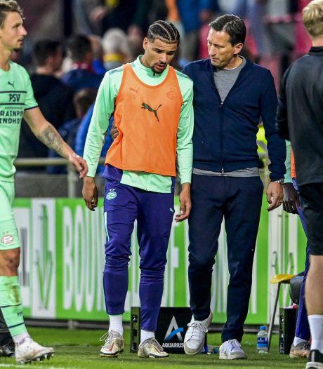 Schmidt vindt dat PSV in Deventer wel wat geluk heeft gehad: 'Hard werken en vechten hoort er soms bij'
