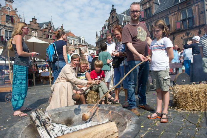 Festival Gebroeders van Lymborch in Nijmegen krijgt vier jaar lang een bijdrage van de provincie. Oneerlijk, zegt voormalif festivalorganisator Robin Hagen.