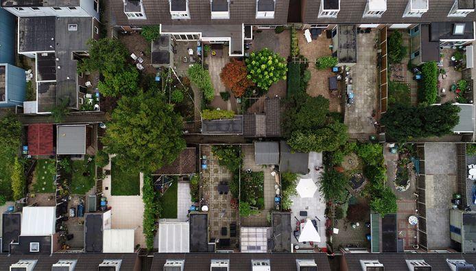 De toekomst? De hele tuin overkapt, vreest Romke van de Kaa