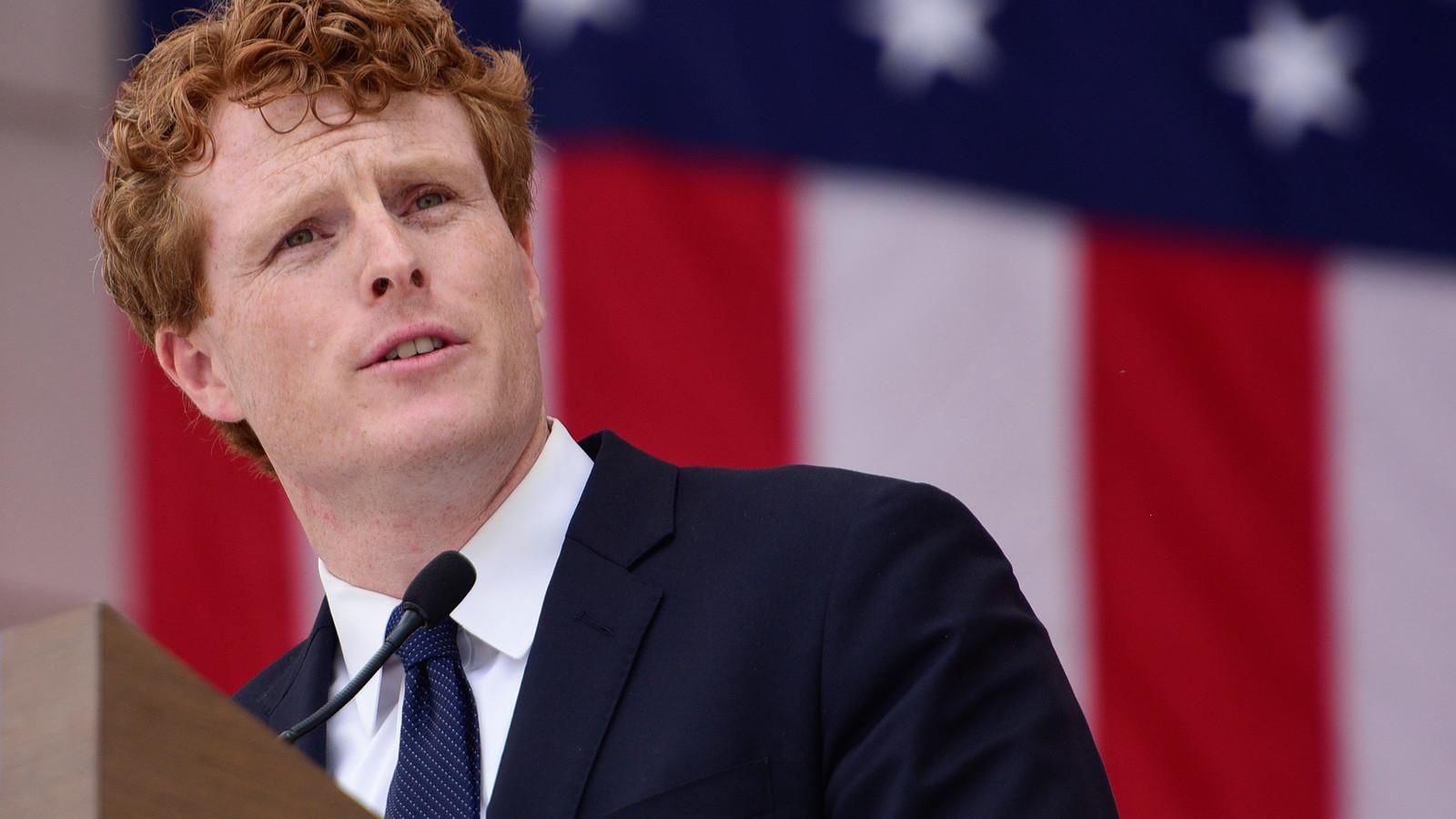 Joe Kennedy III is de nieuwe gedroomde kandidaat voor het Amerikaanse presidentschap.