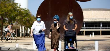 Israël réintroduit l'obligation de port du masque après deux nouveaux foyers du virus