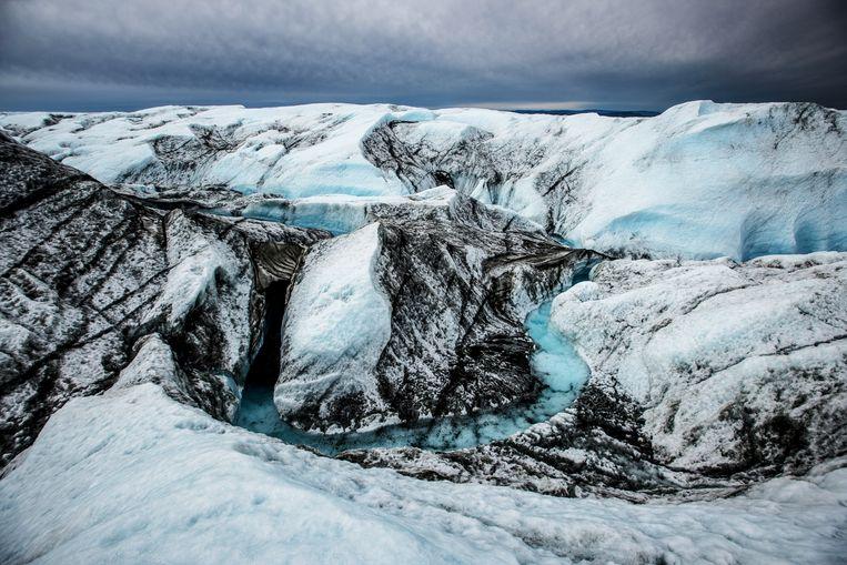 Groenland.   Beeld Kadir van Lohuizen / NOOR