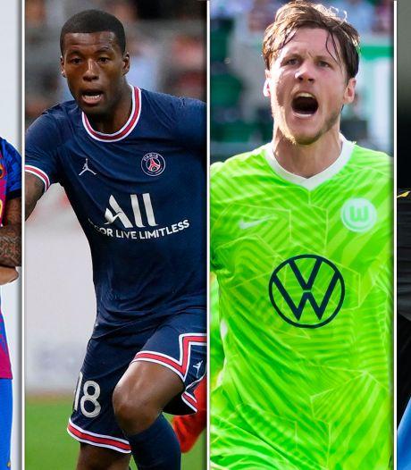 Van Wijnaldum tot Koopmeiners en van Frenkie de Jong tot Dumfries: alle Nederlanders in de Champions League