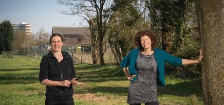 De Nieuwe Nu werkt aan verfraaien van buurtschap Oude Nude: en iedereen komt met ideeën