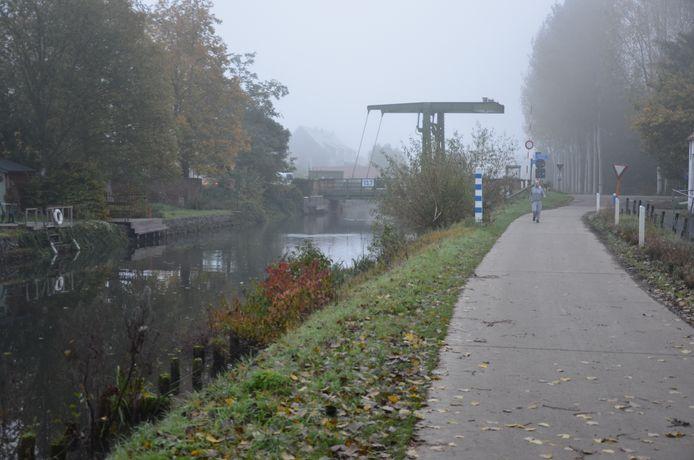 De Dambrug in Moerbeke zal van 3 tot 7 mei afgesloten zijn voor het verkeer.